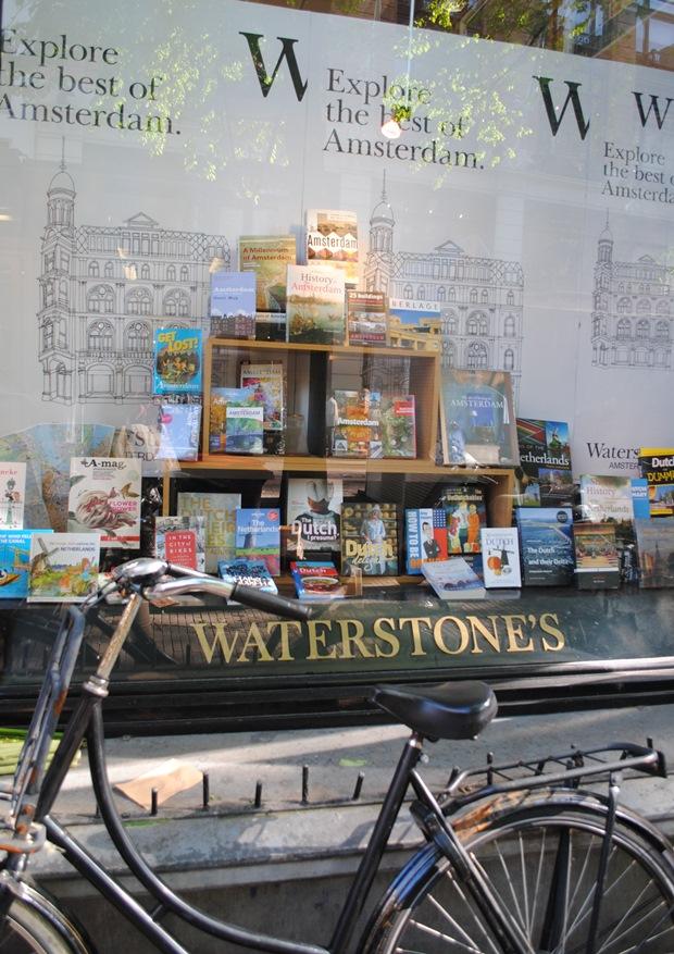 Waterstones Amsterdam