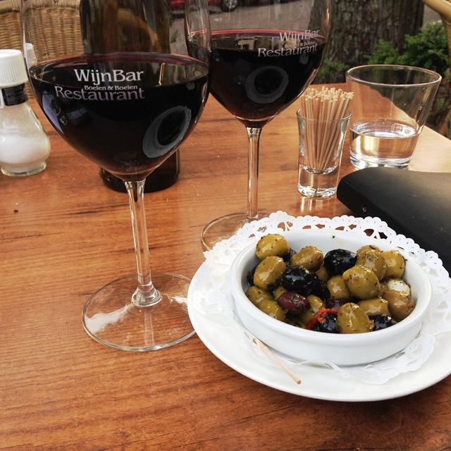 Top 5 Wine Bars in Amsterdam