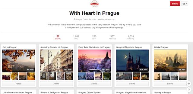 With Heart In Prague - Prague Pinterest