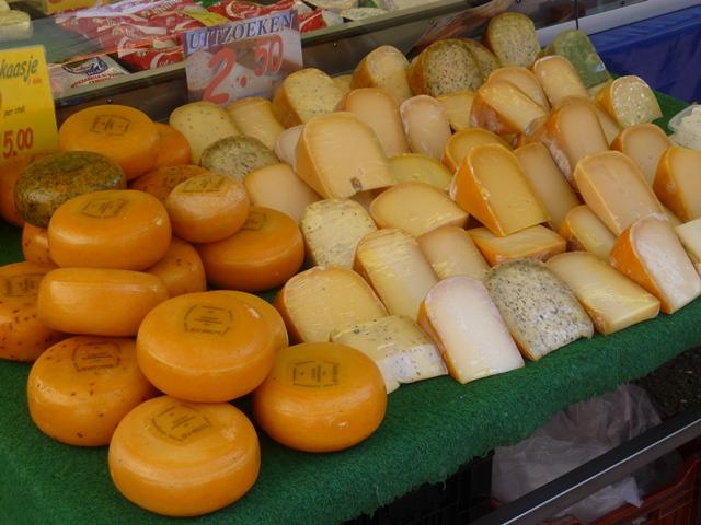 cheese - albert cuypmarkt - Amsterdam