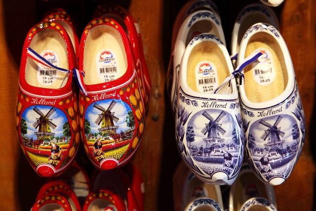 clogs - Amsterdam souvenirs