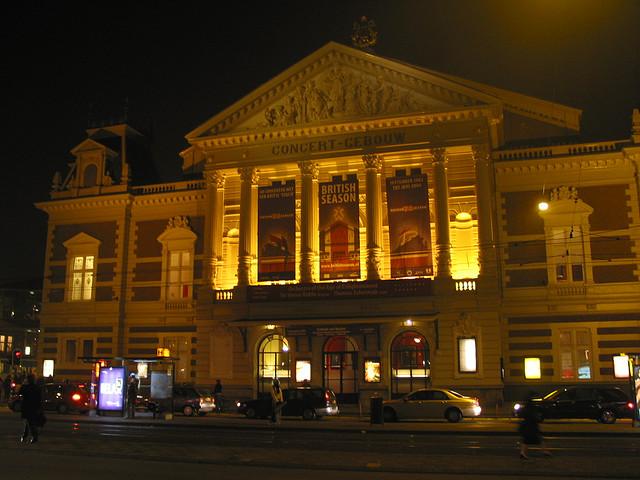 concertgebouw amsterdam