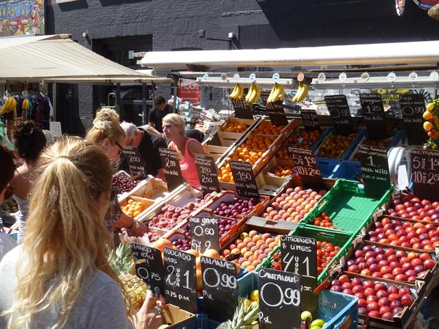 fruit - albert cuypmarkt - Amsterdam
