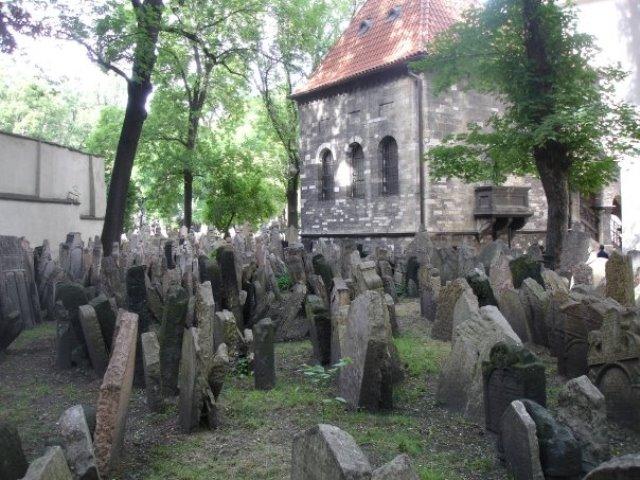jewish museum cemetery