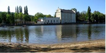 Kampa Island, Praha