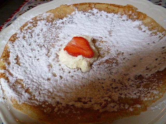 pancakes - food crawl Amsterdam