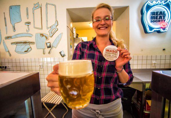 Photos from a Prague Beer Tour