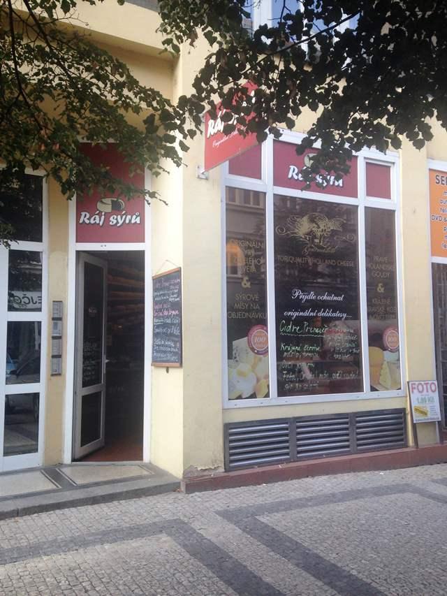 prague cheese shop - Raj Syru