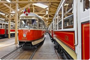 Transport Museum in Prague