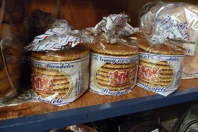stroopwaffels - Amsterdam souvenirs