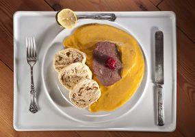 The Ultimate Svíčková Recipe: Braised Beef with Bread Dumplings