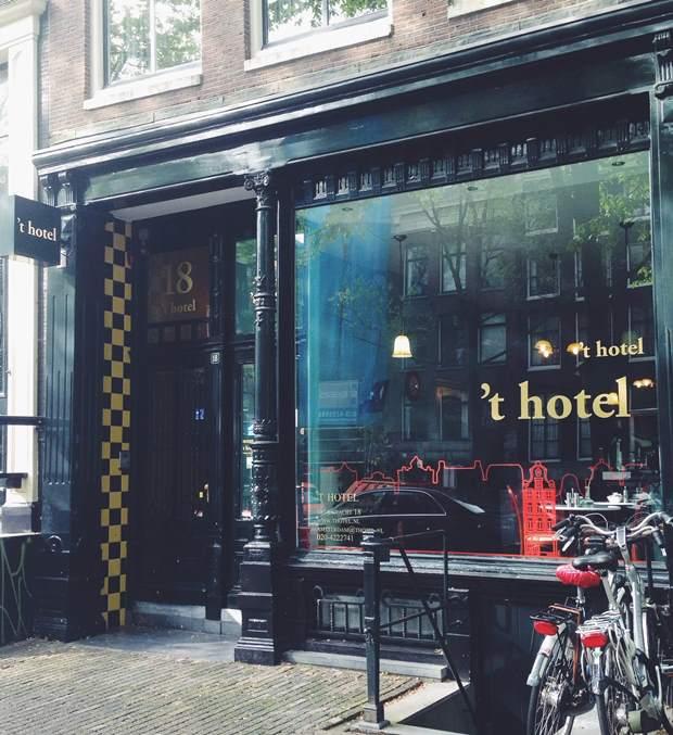 't Hotel Amsterdam