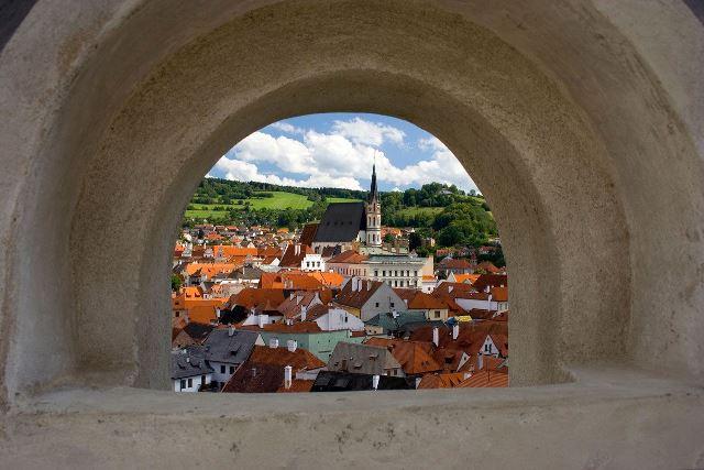 Cesky Krumlov - day trips from Prague