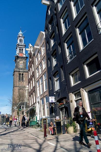 walking tour Amsterdam