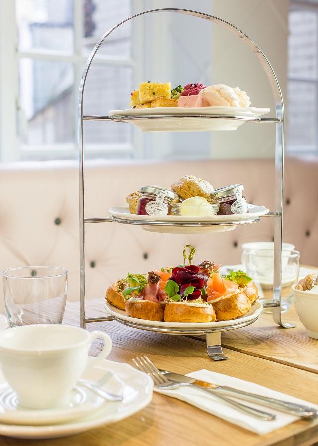 London's Best Afternoon Tea Spots