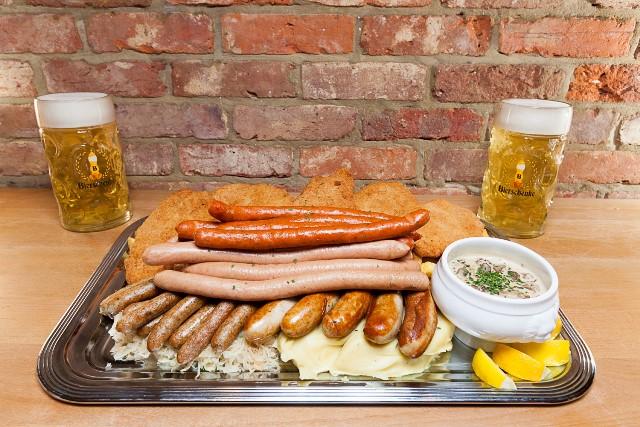 Bierschenke - German restaurant London
