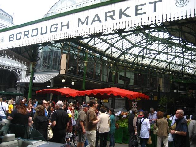 14 Reasons to Visit Borough Market
