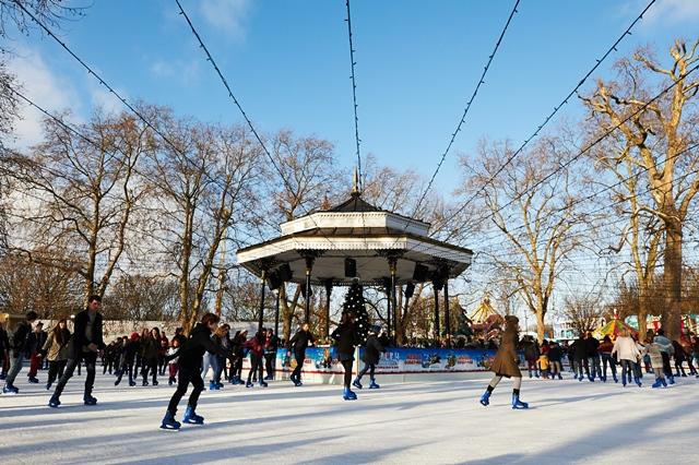 Christmas Markets in London - Hyde Park's Winter Wonderland