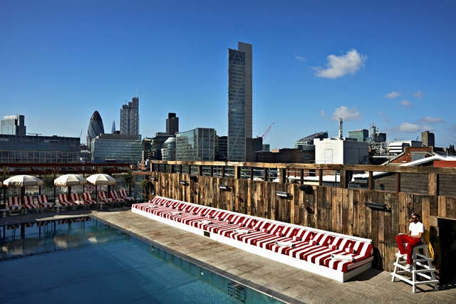 Get Your Quirk On – Our favourite hotels in East London