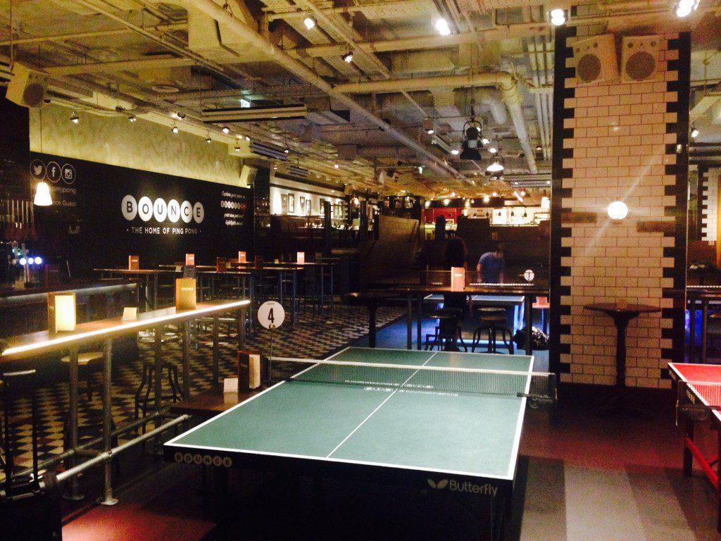 Bounce Bar, London