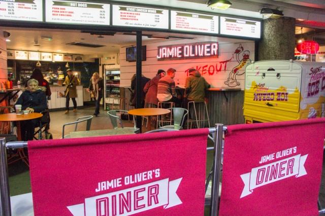 Jamie's Diner London