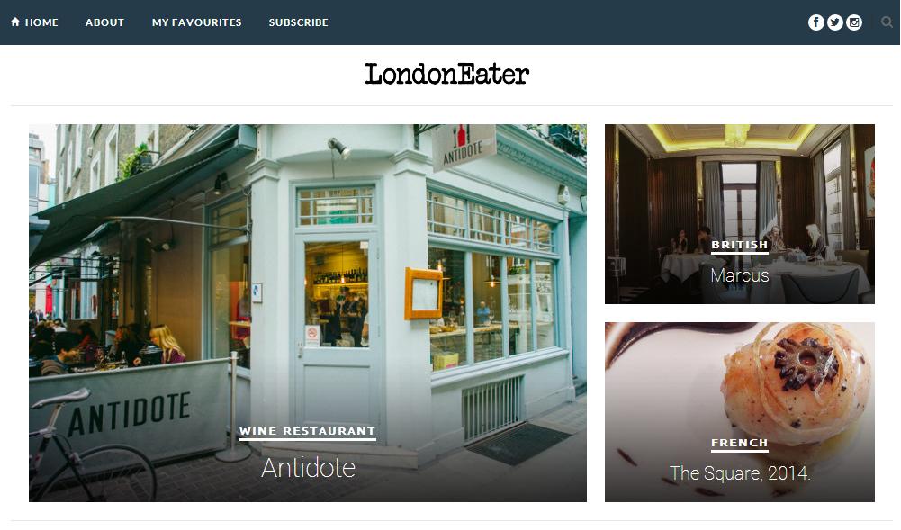 London Eater