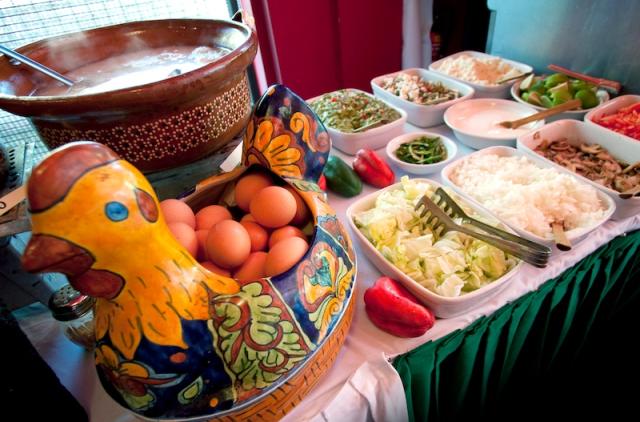 Mexican restaurant London - mestizo