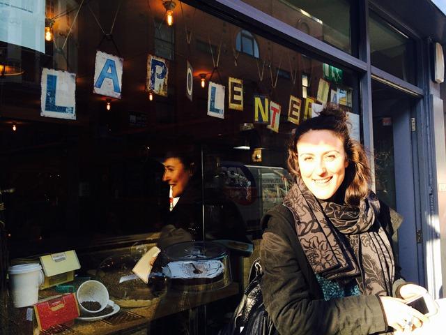 Nicole - tour guide - Soho food tour