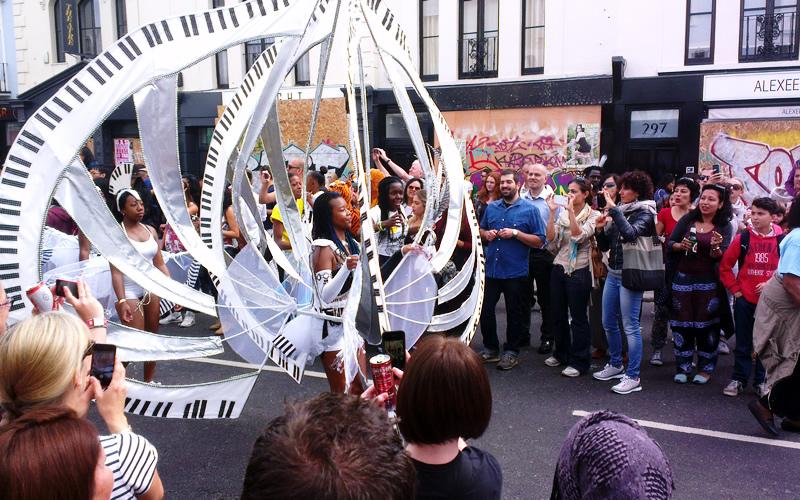 Notting Hill Carnival - London