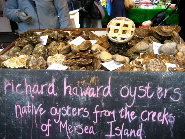 Oysters via Jeremy Keith