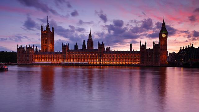 London's Parliament