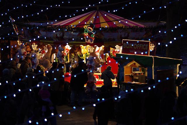 Southbank Centre Christmas Market