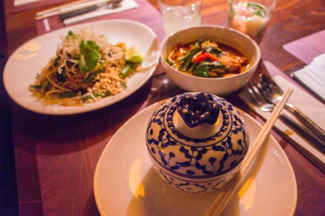 Thai food - Busaba Eathai - Soho