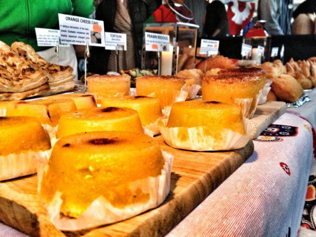 Urban Food Festival Cakes