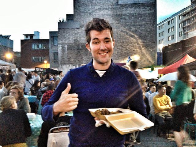 Urban Food Festival Ed Rex