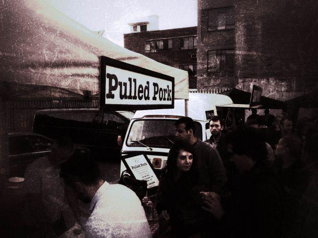 Urban Food Festival Pulled Pork