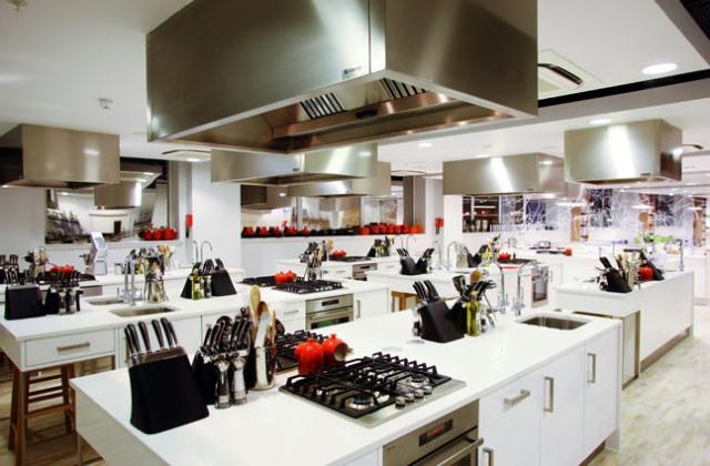 Waitrose Cooking School -