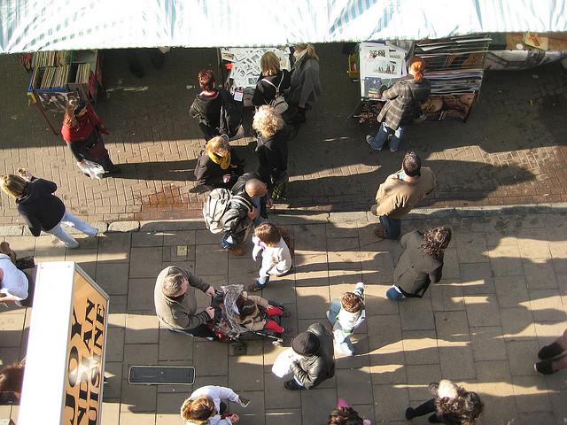 Broadway Market by Jeff Easter.