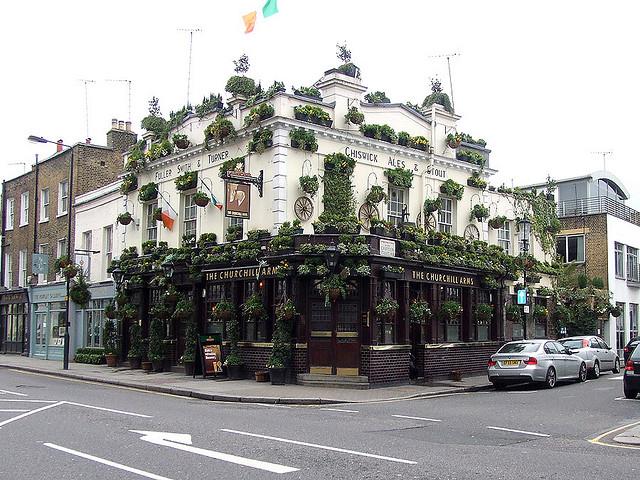 International Restaurant, Notting Hill