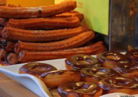 Cheap Food in London's Camden Markets