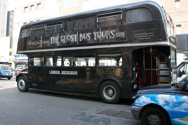 Quirky London Bus Tours