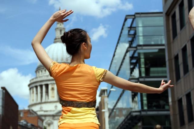 FOUR CORNERS @ St Paul's Area City of London Festival