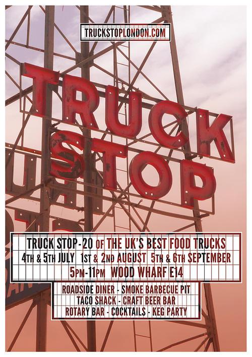 Truck Stop London