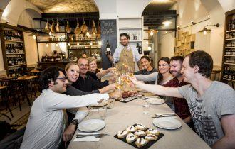 Italian Wine & Food Pairing Class