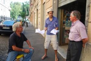 Testaccio Rome