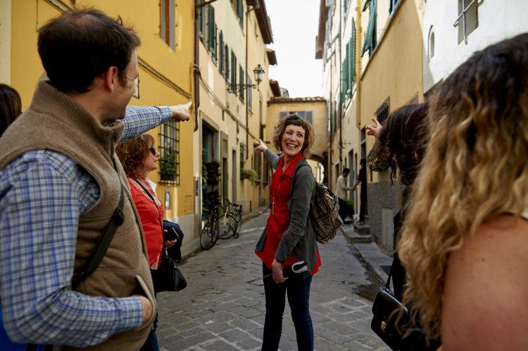 Interview with Gaia Ancilotti, Florence City Head, Guide & Online Class Chef