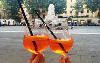 Twilight Testaccio Rome Food Tour