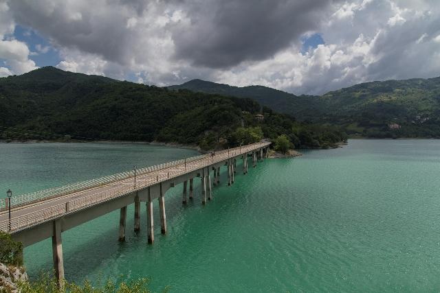 Lago del Turano Rieti