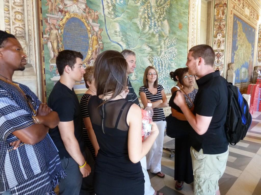 Vatican Museum - sightseeing