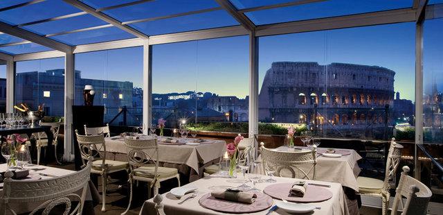Palazzo Manfredi hotel Rome